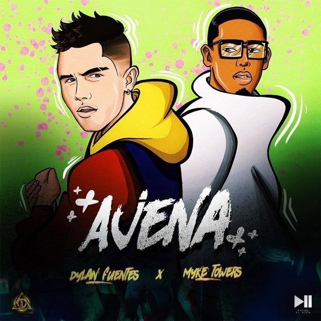 Dylan Fuentes & Myke Towers - Ajena