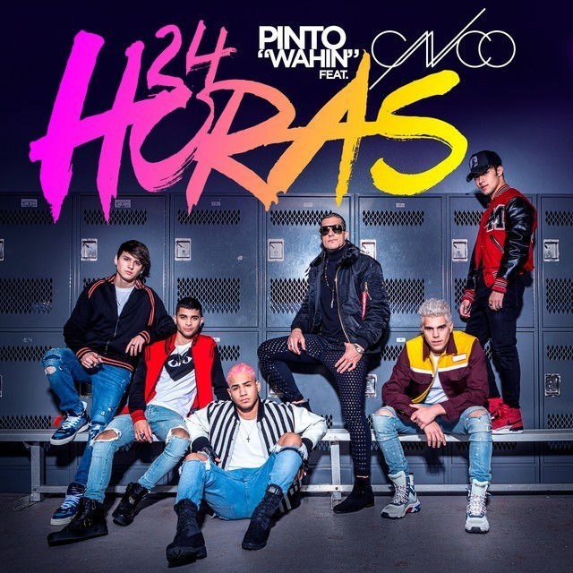 "Pinto ""Wahin"" Ft. CNCO - 24 Horas"