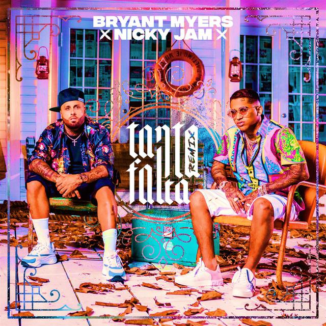 Bryant Myers Ft. Nicky Jam - Tanta Falta (Remix)