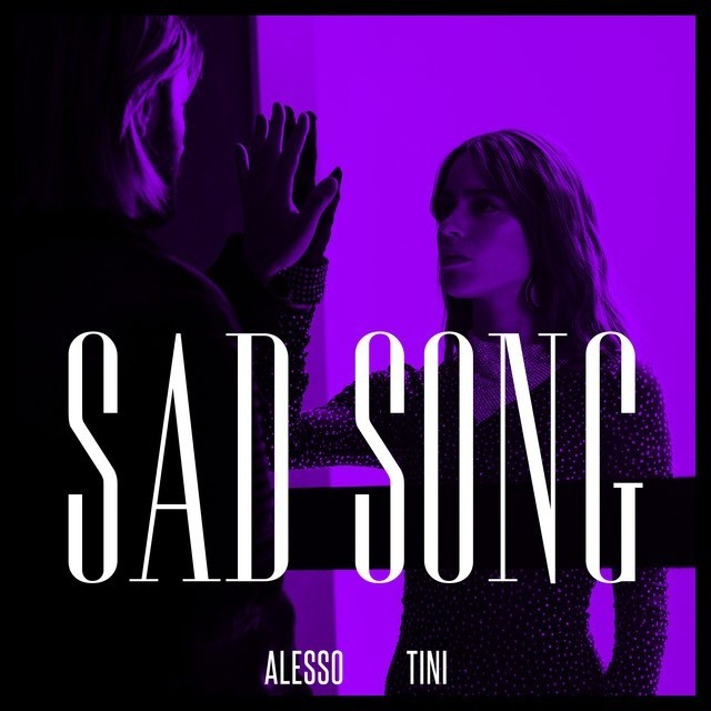 Alesso & TINI - Sad Song
