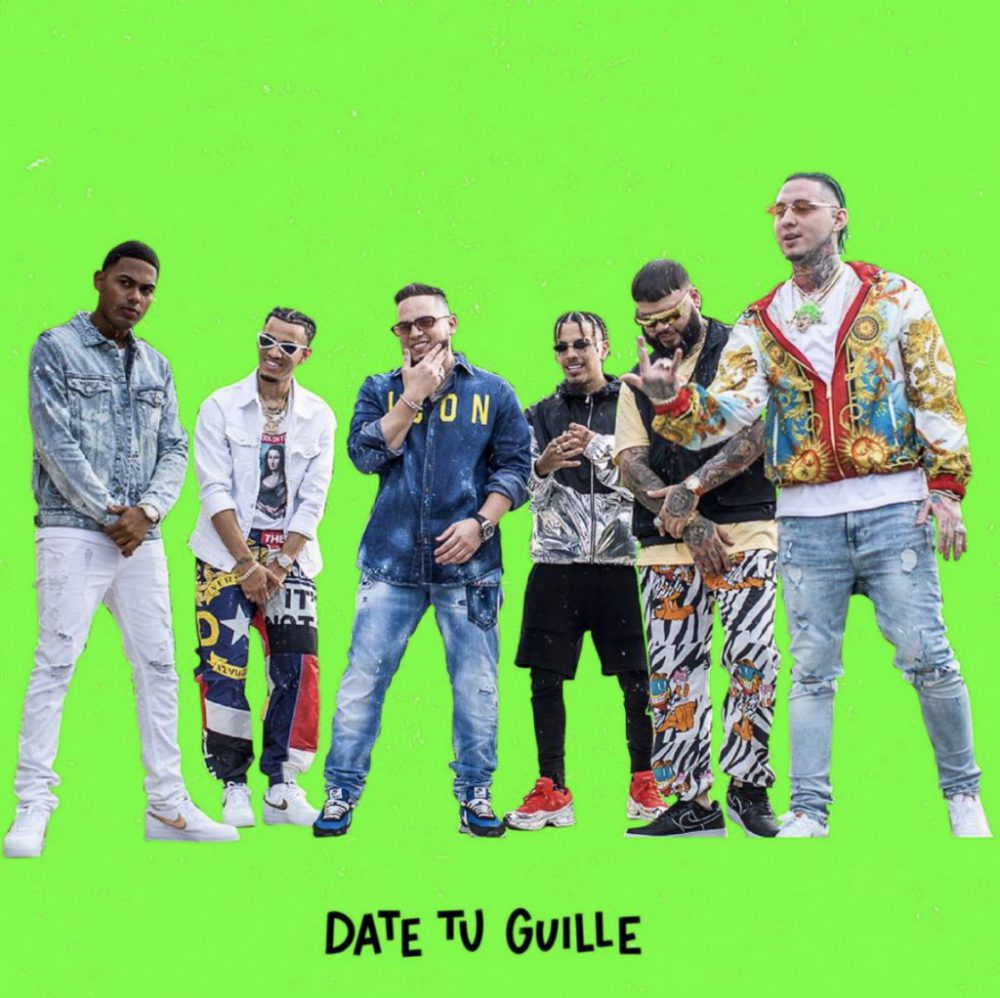 "Milly, Farruko, Myke Towers, Lary Over, Rauw Alejandro y Sharo Towers son tendencia con ""Date Tu Guille"""