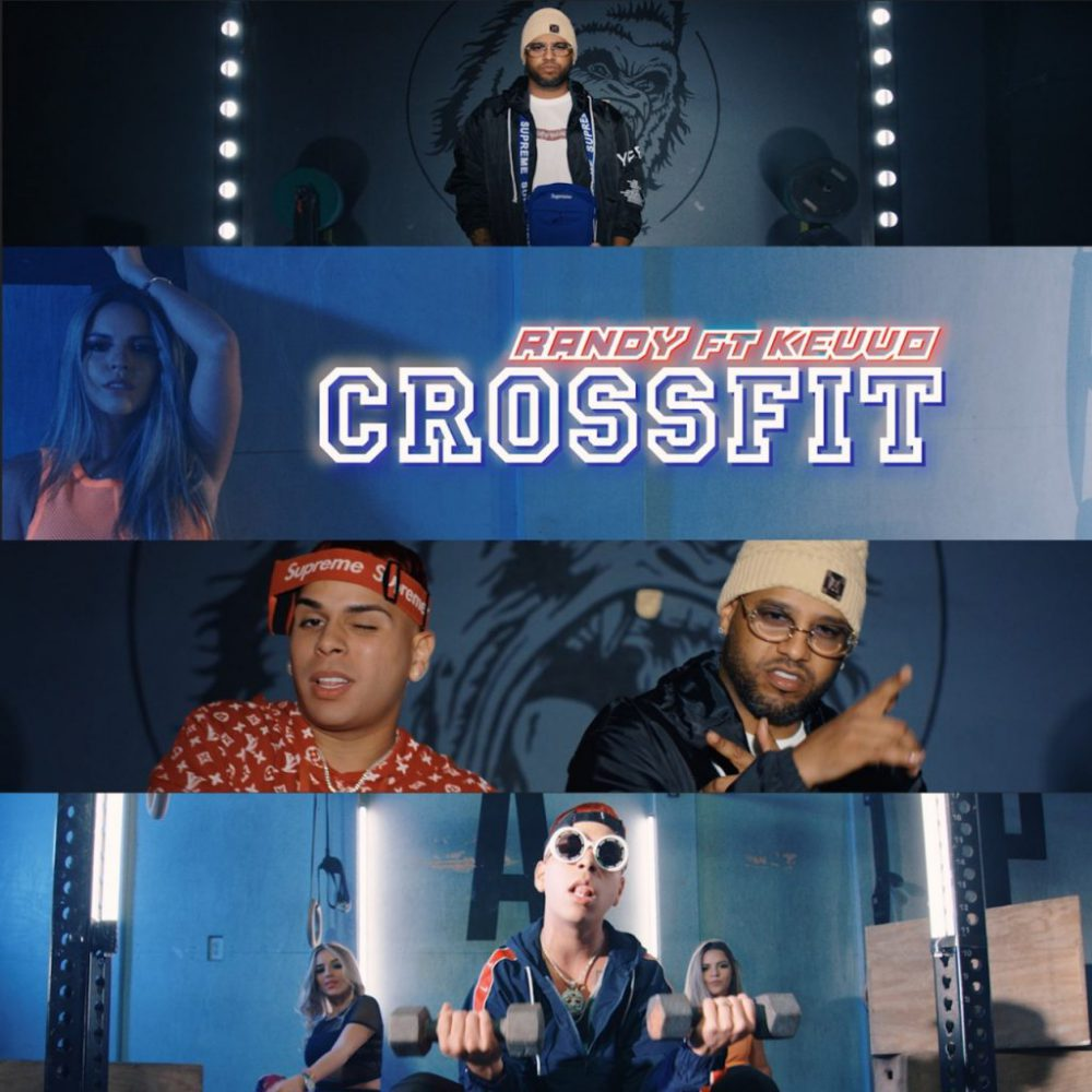 Randy Ft. Kevvo - Crossfit
